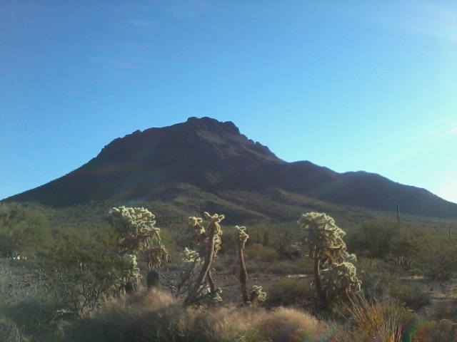 Gates Pass - West of Tucson